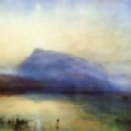 Sunrise, Blue Rigi - Turner